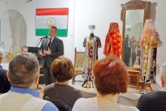 Выступление Дмитрия Клеманова, зам. начальника Департамента культуры и туризма Вологодской области.