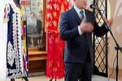 Выступление Е.А.Богомазова, зам. Губернатора Вологодской области.