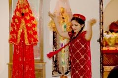 Таджикский танец.